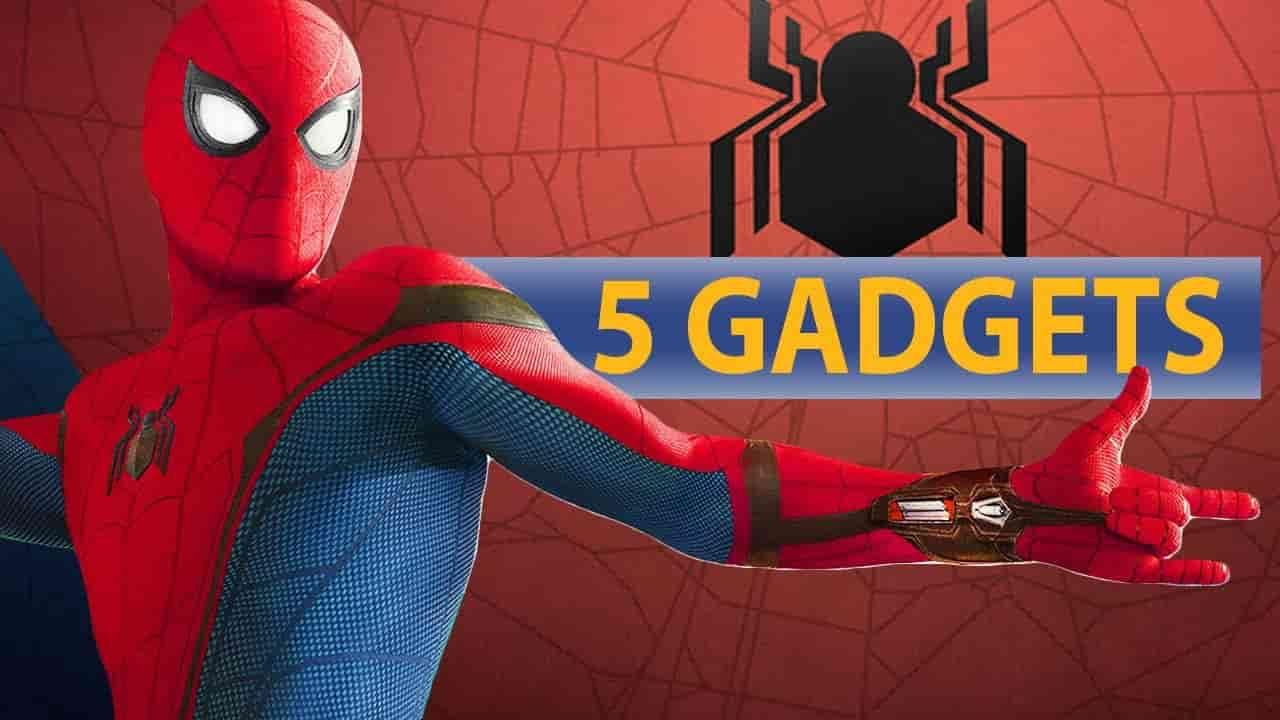 5 Gadgets de Spider Man Disponibles en Amazon que Debes Tener