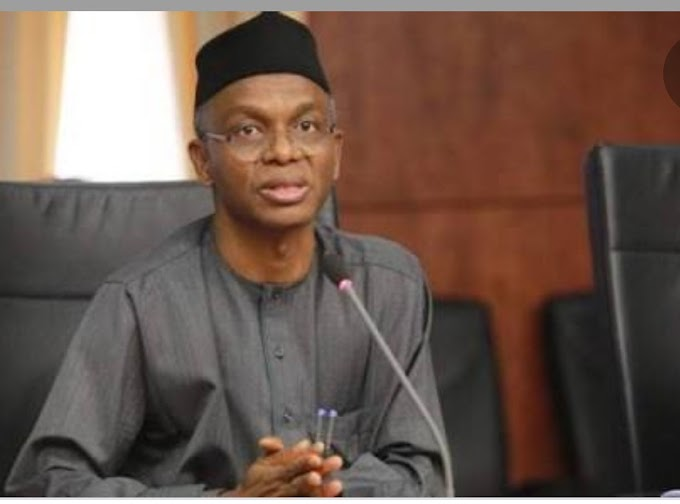 Governor EL-Rufai test positive to COVID-19