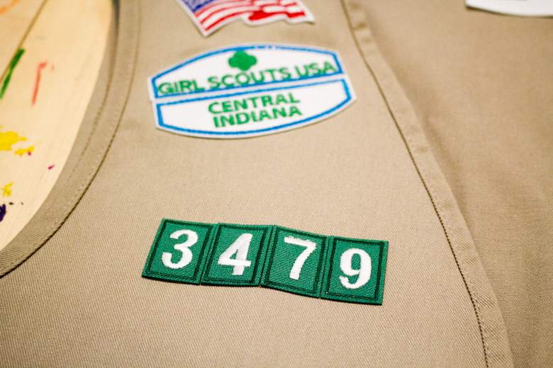 Craft Knife: How to Sew Girl Scout Badges (because You're Crazy)
