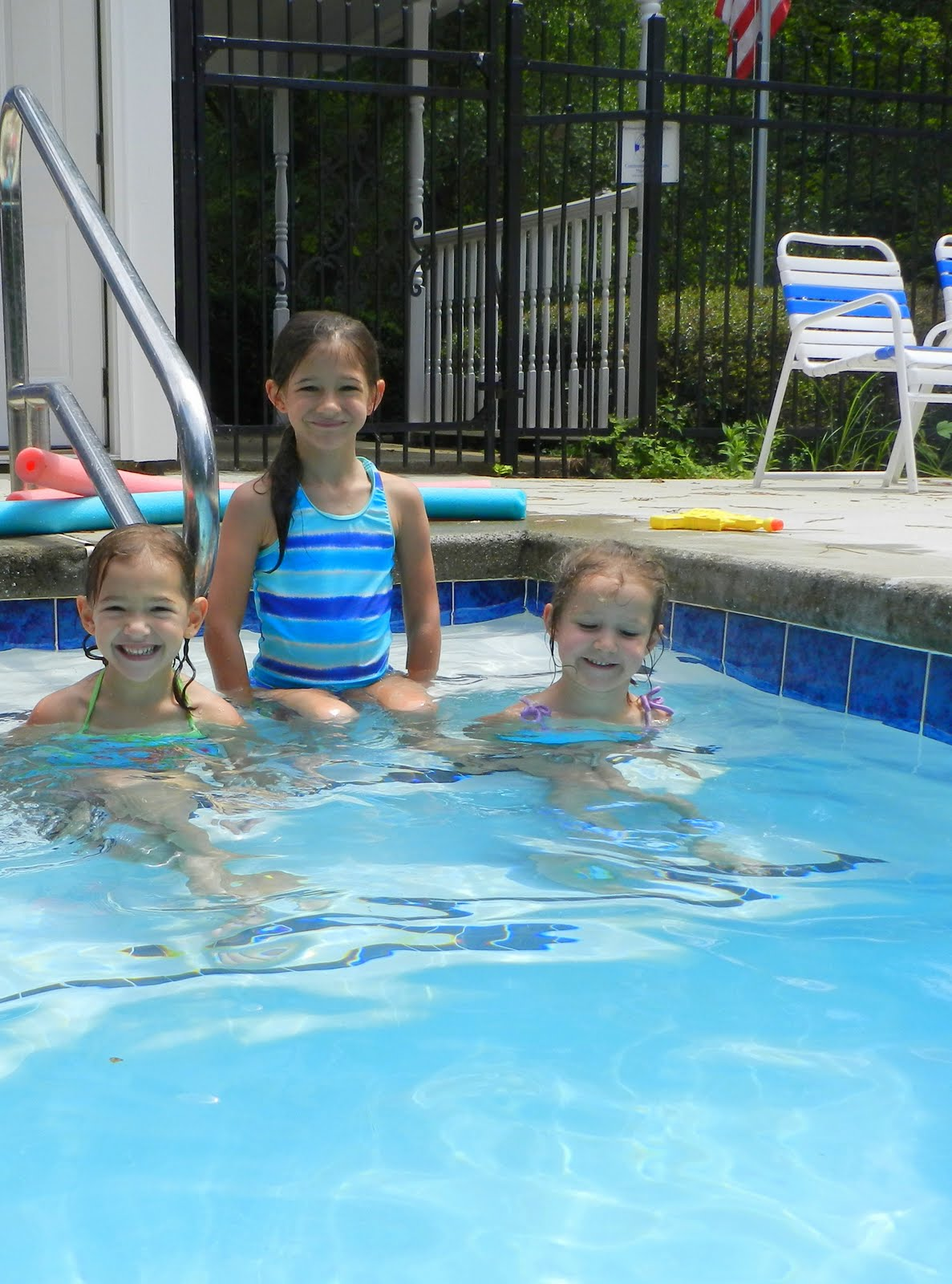 Joy In The Everyday Back To School Pool Party-5997