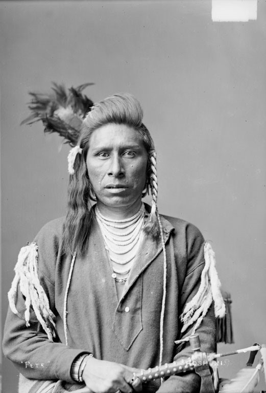 Grouse Pete - Shoshoni - 1880