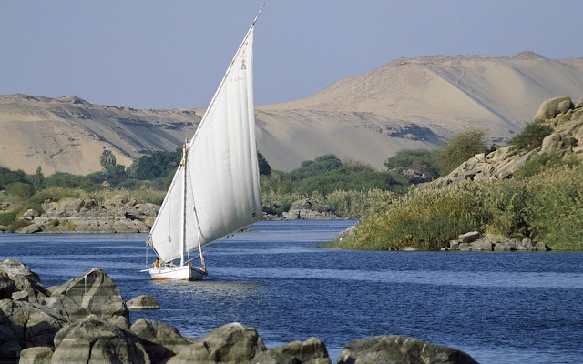 The Nile Could Be a Window Into the Underworld - rictasblog.com