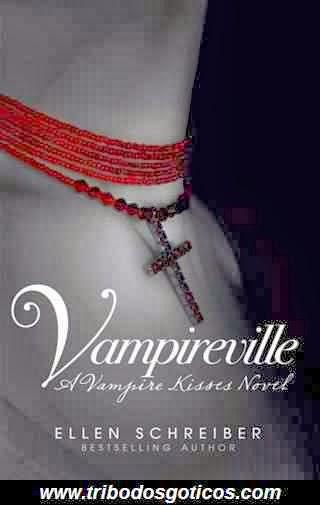 vampire kisses,vampireville
