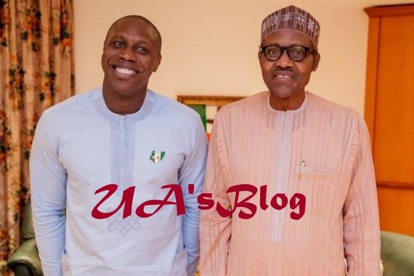 Obasanjo campaigns for Buhari's re-election in U.S