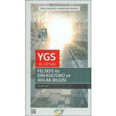FDD YGS Felsefe ile Din Kültürü ve Ahlak Bilgisi El Kitabı (2016)
