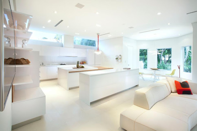 ห้องครัวโมเดิร์น Light and Minimal