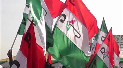 We are still awaiting election results from 2,111 Ondo PDP delegates