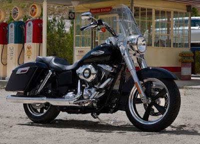 Jenis-jenis Motor Harley Davidson dengan Harga yang Fantastis