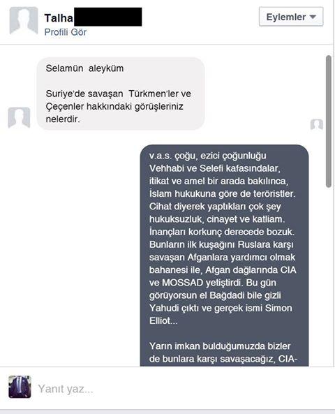 akademi dergisi, Mehmet Fahri Sertkaya, suriye türkmen cephesi, Selefilik - Vehhabilik, cia mossad, akp'nin gerçek yüzü, gizli yahudiler, içimizdeki israil,