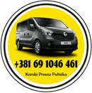 Kombi Prevoz Srbija-Nemačka