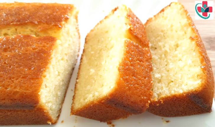 Vanilla Bean Pound Loaf Cake