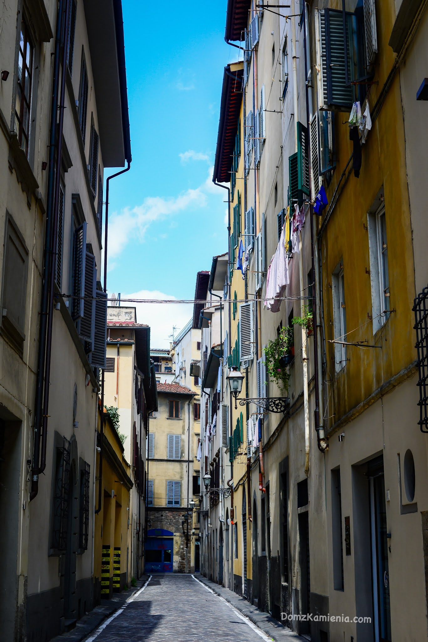 Dom z Kamienia, blog o życiu w Toskanii, Florencja