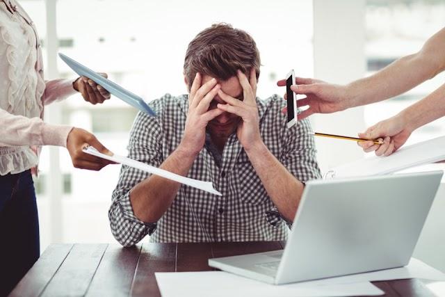 Anda Stress!! Cuba 10 Petua Hilangkan Stress