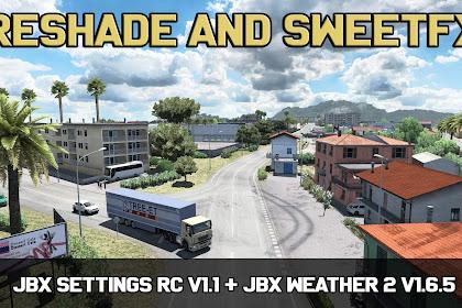 JBX Settings RC v1.1 - Reshade