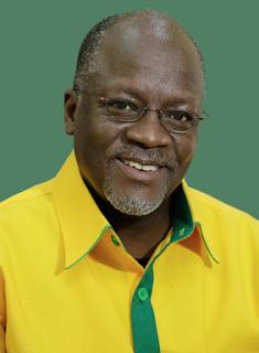 Präsident John Magufuli