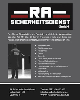 RA Sicherheitsdienst von Ramon Ademes