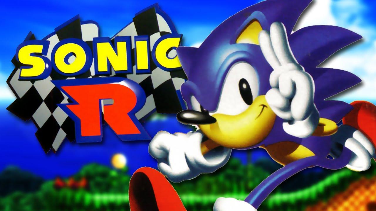 تحميل لعبة السباق القنفذ سونيك - Sonic R