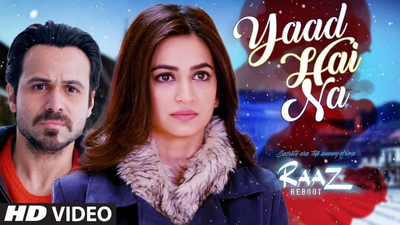 Yaad Hai Na Lyrics in Hindi