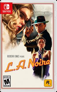 L.A.Noire Switch XCI NSP