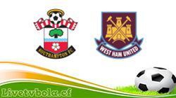 Southampton vs West Ham