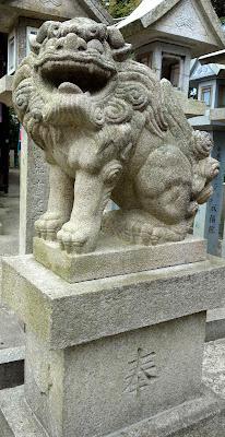 狛犬(阿形)