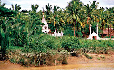 Irrawaddy Delta Pagoda