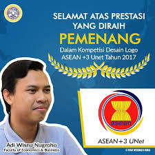 Ini Dia Mahasiswa Indonesia Memenangkan Lomba Desain Logo ASEAN