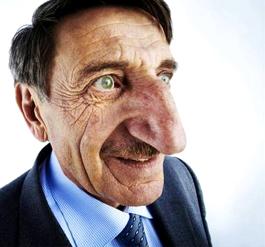 Größte Nase Der Welt