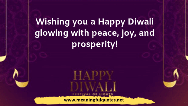 quotes on Diwali wishes