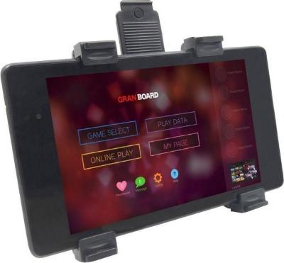 Elektrisch dartbord app GranBoard
