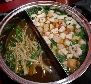 Resep masakan Sup Tom Yam