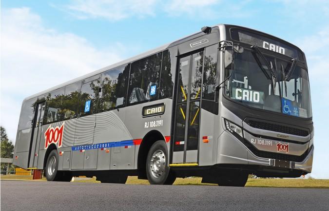 Rio de Janeiro receberá primeiras unidades do novo Caio Apache VIP