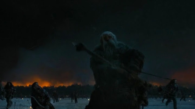 HBO Game of Thrones s04e09: Giant Archer
