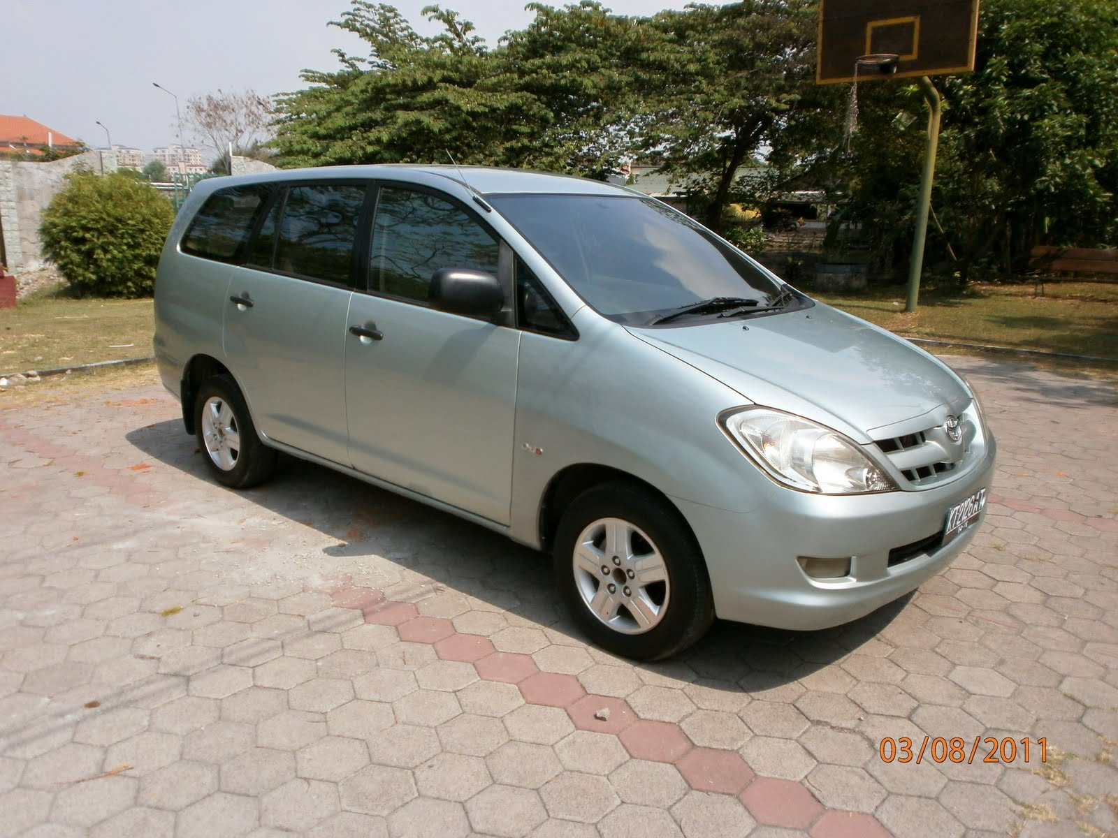 Top Speed All New Kijang Innova Grand Avanza G 1.3 2006 Toyota 2 5 Diesel Automatic Related