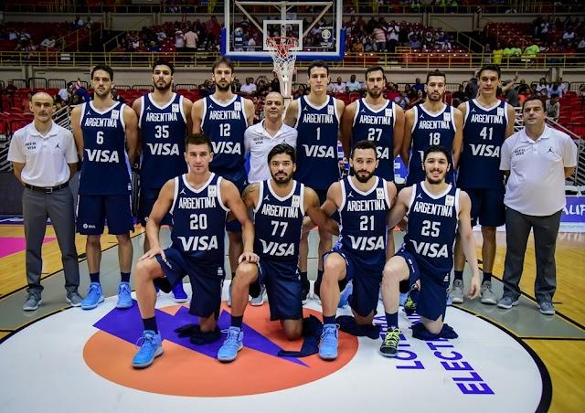 Με τρεις NBAers και Σκόλα, η προεπιλογή της Αργεντινής για τους Ολυμπιακούς Αγώνες