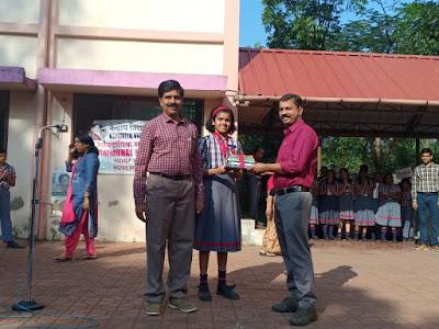 Book Donation Drive Continues - Class VIII B donates books