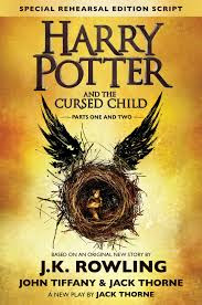 Harry Potter and the Cursed Child  J.K Rowling