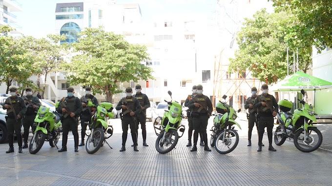 Policía contrarrestará el abigeato en zona rural del Magdalena con grupo especial de carabineros