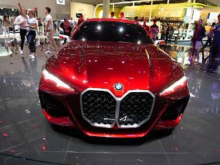 BMW Concept 4 auto