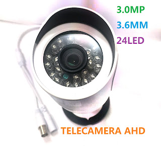 TELECAMERA CAMERA AHD 1080P 3.0MP 5028