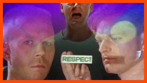 Erasure's Respect video