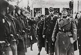 Benito Mussolini Italia