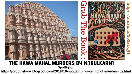 Spotlight: The Hawa Mahal Murders by N.J.Kulkarni