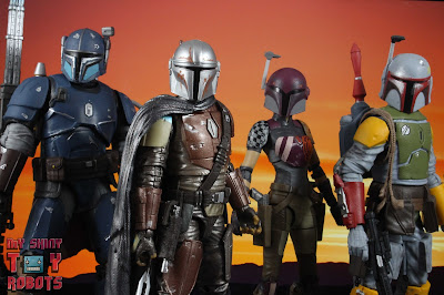 Black Series Heavy Infantry Mandalorian 35