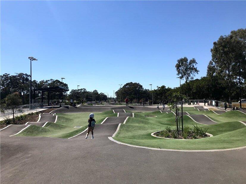 Bracken Ridge Skatepark の写真