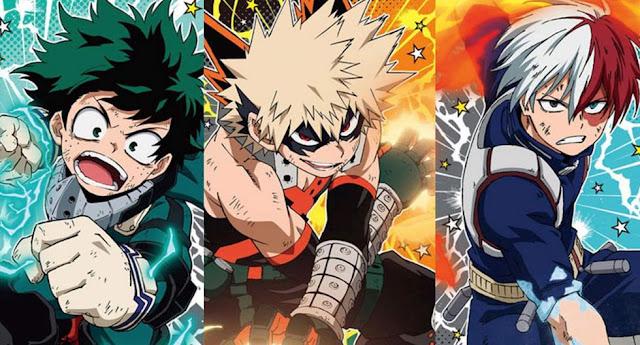 Manga Boku no Hero Academia entra en pausa hasta marzo