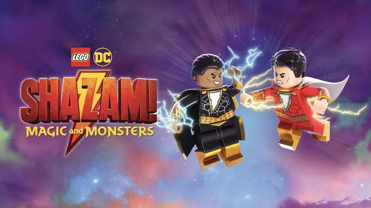 LEGO DC: Shazam – Magic & Monsters (2020) WEBDL Subtitle Indonesia