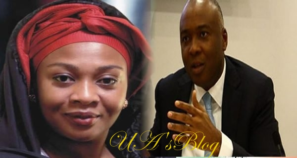 Just In: Saraki's Sister To Contest Senatorial Seat Against Him, Pledges Unwavering Support For Buhari