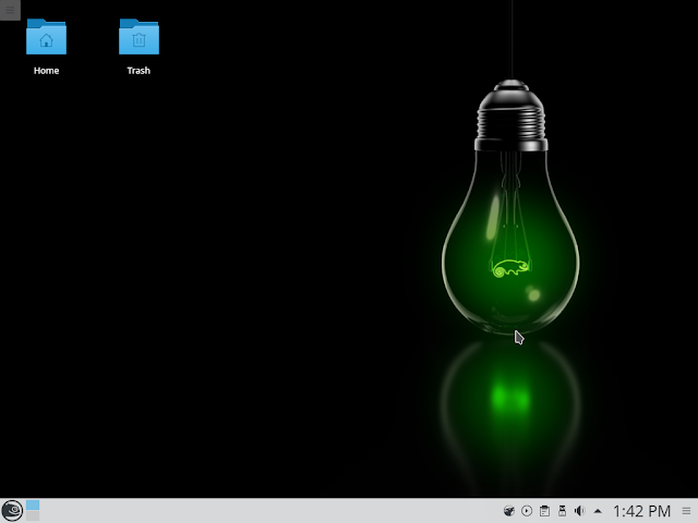 openSUSE KDE Plasma