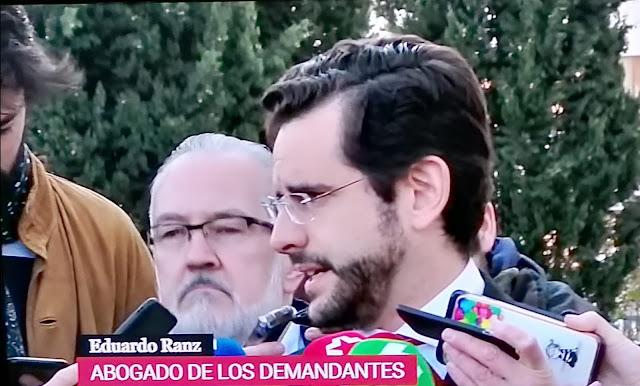 Ortega Smith no se presenta al acto de conciliación con las Trece Rosas